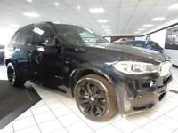 2015 15 BMW X5 3.0 XDRIVE 40D M SPORT AUTO 309 BHP DIESEL
