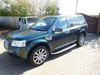 2010 Land Rover Freelander 2 2.2Td4 HSE ( 158bhp ) 4X4 Auto ( 67000 MILES )