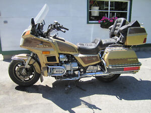 GREAT DEAL! Limited Edition Goldwing for parts