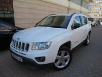 2013 Jeep Compass 2.4 Limited CVT 4WD 5dr