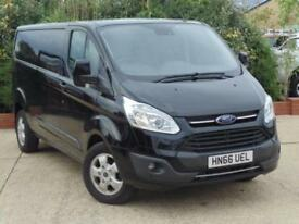 2016 Ford Transit Custom 290 L2 H1 Limited, 130PS Euro 6 Engine 4 door Panel ...