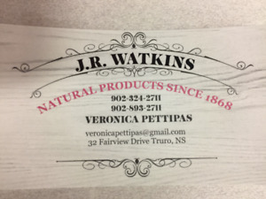 J R WATKINS CONSULTANT/MANAGER
