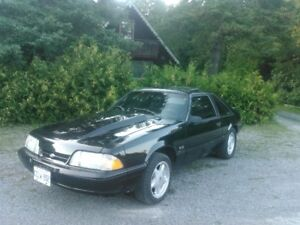 1992 FORD MUSTAND 5.0 HO