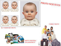 Passport Photo & Photo Gifts