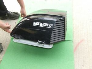 Maxxair Create a Breeze Vent Fan with extra Maxxir vent cover