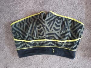 Chevron shuffle lululemon speed shorts