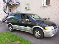 2001 Pontiac Autre Familiale