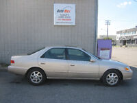 2001 Toyota Camry LE **ONLY 137KM