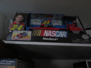 JEFF GORDON-NASCAR HAULERS