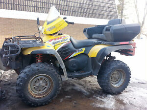 PIECES polaris sportsman 700
