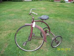 1930's Werlich Tricycle (New Glasgow)