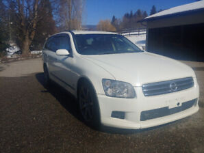 2002 Nissan Stagea 250T RS-FOUR V
