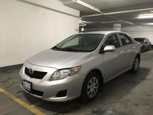 2010 Toyota Corolla CE Sedan_Low Millage