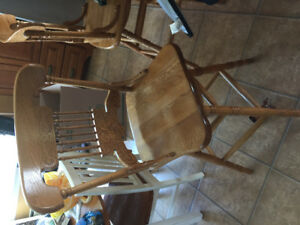 2 stools for sale