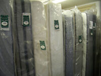 CLEARANCE Mattresses New with warranty