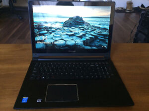 Lenovo Edge 15 in perfect condition, less than a year old