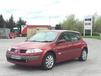 2006 Renault Megane 1.6 VVT Dynamique 5dr