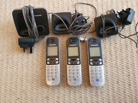 Panasonic Cordless Telephones