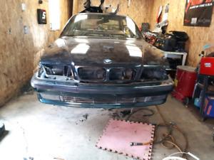 bmw 740 750il e38 bumper avant