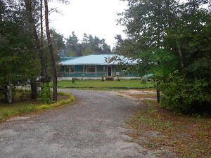 Great Bungalow on 22+ Acres!