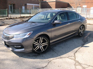 2017 Honda Accord EX-L Touring Sedan
