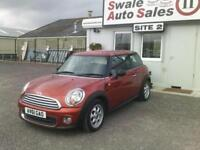 2011 MINI HATCH ONE 1.6L - 60,092 MILES- FULL SERVICE HISTORY - 2 OWNERS