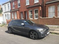 BMW 116d FULL BMW SERVICE HISTORY