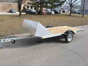 Looking for a used single snowmobile trailer in good condition
