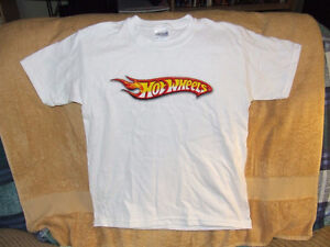 Kids Hot Wheels Shirts - NEW - $5.00 EACH !!!  3 AVAILABLE !!!