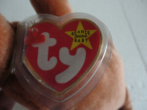 TY POUCH The KANGAROO MOTHER AND JOEY RETIRED BEANIE BABY, TUSH London Ontario image 3