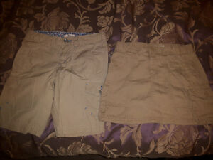 Size 10 girls summer clothes