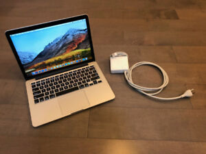 "MacBook Pro Retina 13"" 2015 w/ 256 GB SSD"