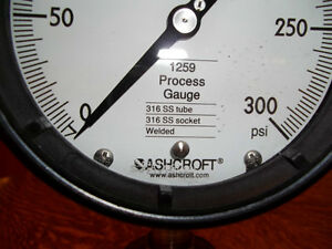presser gages ashcroft 9 pc $20.00 each Kitchener / Waterloo Kitchener Area image 3