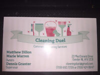 Cleaning Duel cleaning services