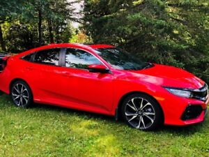 Honda Civic Si-Lease takeover