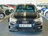 2017 Audi A1 1.4 TFSI 150 Black Edition 5dr Hatchback Petrol Manual