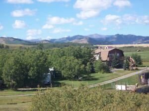 The Barn House at Canyon Creek Ranch