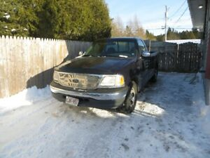 Selling Parts Off 1999 Ford F150 1/2 Ton 2 Wheel Drive