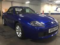 2004 MG MGF TF CONVERTIBLE 1.6 ROADSTER 58K LOW MILES! NEW CAMBELT! NEW MOT!
