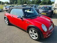 2006 Mini Mini Cooper   1.6 Petrol   Cabriolet   2 Keys   £250 Road tax