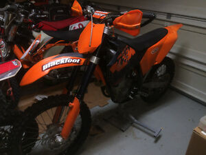 For sale very nice KTM  Sx450