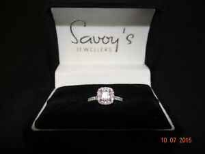 Lady's Engagement Ring / Wedding Ring