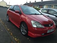Honda Civic Type R (not Passat Jetta golf a4 Leon glanza dc2 gti 320d m3)
