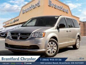 2019 Dodge Grand Caravan SXT 2WD  -  Uconnect