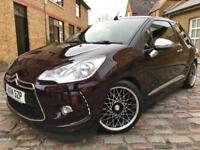 Citroen DS3 Cabrio 1.6 THP ( 155bhp ) DSport Plus