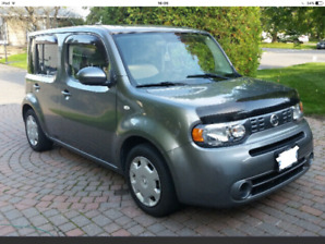 Nissan Cube 54'000 km Safetied Great condition