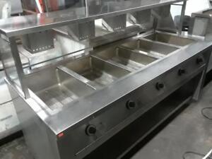 Steam table on Sale