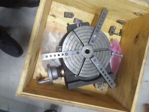 Rotary Table for milling machine