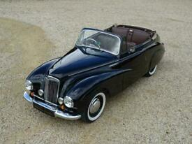 Sunbeam Talbot 80 (3 Position Drophead) Beautiful!