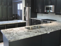 Granite countertop and home renovation